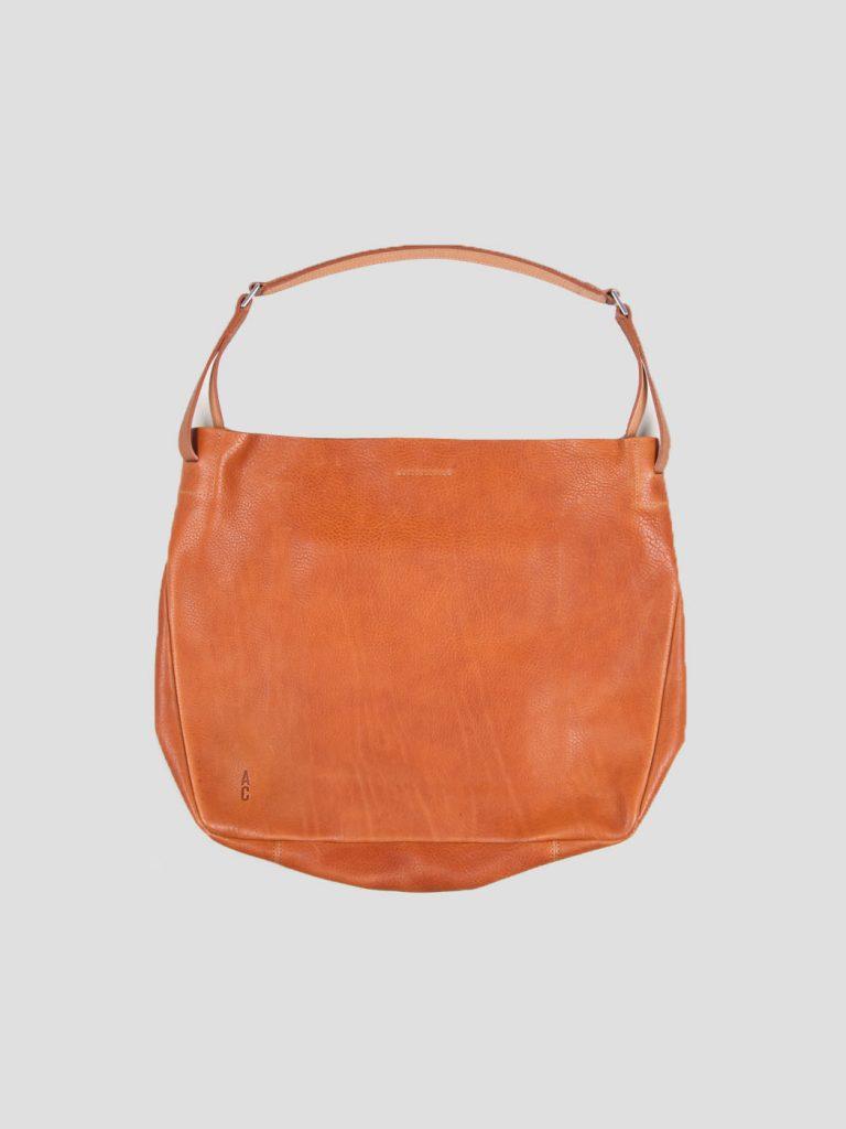 58d1f8d5df Ally Capellino | Cleve calvert leather shoulder bag tan | atelier 75 ...